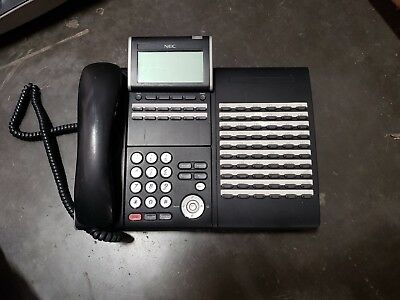 Nec Dtl-12d-1 With Dcl-60-1 Reception Phone With 1 Year Warranty