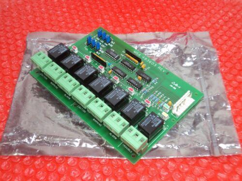 Msa 483603 Rev 8 Relay Programming Module 483605 Rev 2