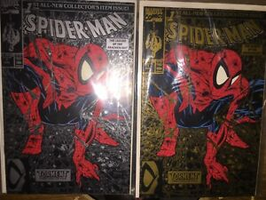 Comics Spider-Man #1 (Collector's Item Issue) (Torment)