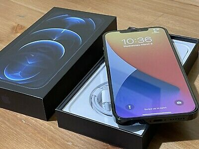 ✅ APPLE iPHONE 12 PRO MAX 256GB | PACIFIC BLUE (BLACKLISTED)