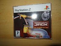 Samurai Jack (ps2) Pal Versione Promozione -  - ebay.it