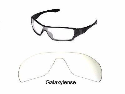 Galaxy Lentes de Repuesto para Oakley Turbine Rotor Gafas Cristal Transparente segunda mano  Embacar hacia Spain