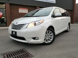 2014 Toyota Sienna XLE ALL WHEEL DRIVE NAVIGATION PANORAMIC ROOF