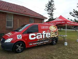 Mobile Coffee Van Raymond Terrace Port Stephens Area Preview