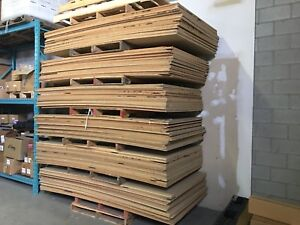 Free wooden partical board