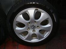 "Set Of 16"" Genuine Honda Accord Euro 5 Stud x 114.3 Pattern Only Green Valley Liverpool Area Preview"
