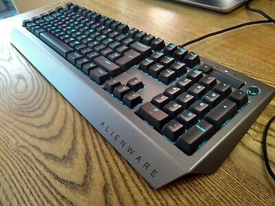 Alienware Pro Gaming Keyboard: AW768 - Great Condition