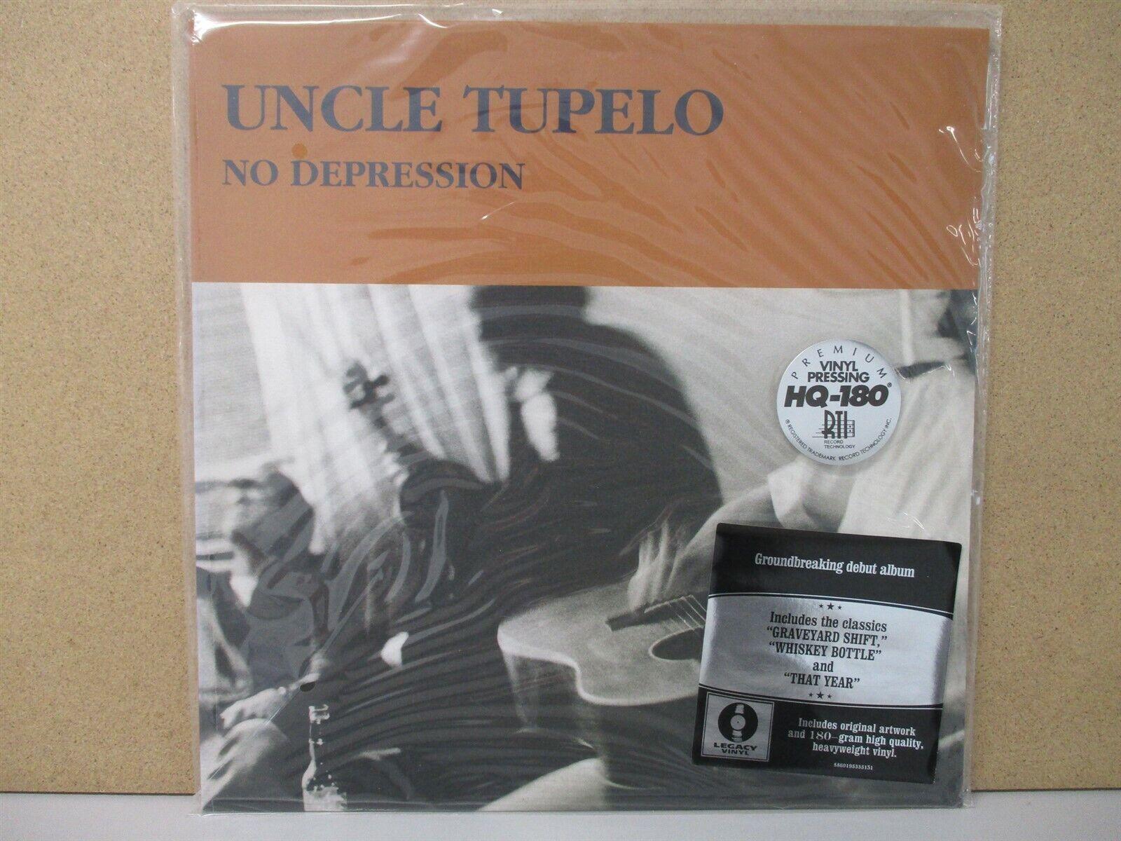 Uncle Tupelo No Depression Lp New 180g Vinyl 2012 1990