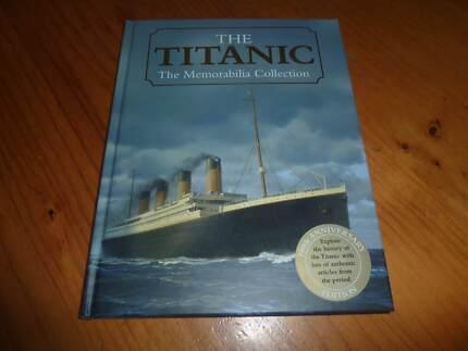 The Titanic The Memorabilia Collection