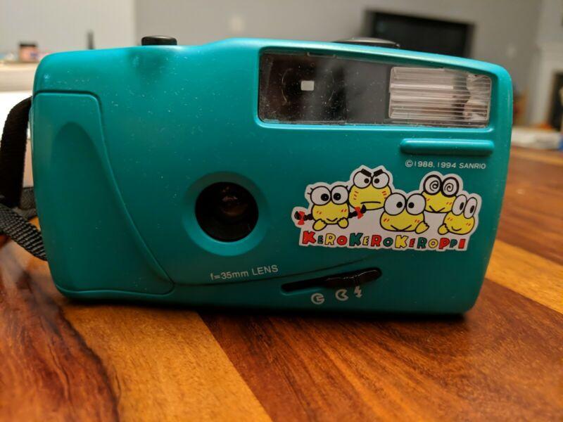 Keroppi Sanrio Camera - Vintage Great Cond