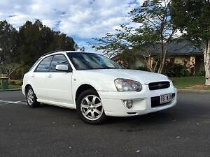 2005 Subaru Impreza Luxury Edition Palm Beach Gold Coast South Preview