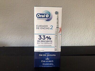 Cepillo Eléctrico de Oral-b Pro 2
