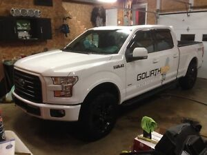 2015 SOLD  !!!   F150 XLT FX4 Sport Sunroof - ecoboost