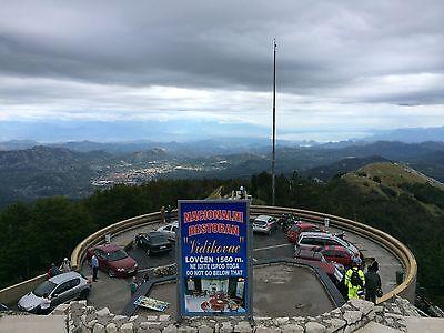 The top of Jezerski vrh (1657 m)
