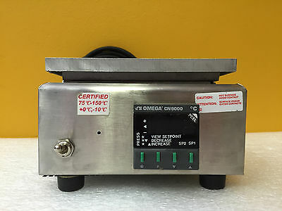 Barnstead Thermolyne Hpa1915b 6x6 371 C Hot Plate W Omega Cn9000 Tested