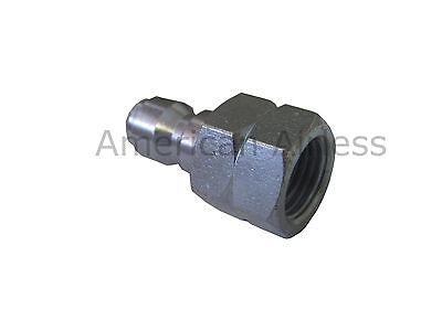 14 Fpt Pressure Wash Plug Pressure Washing Plug 14