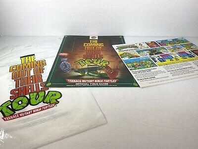 Pizza Hut TEENAGE MUTANT NINJA TURTLES 1990 Tour - Teenage Mutant Ninja Turtles Hut