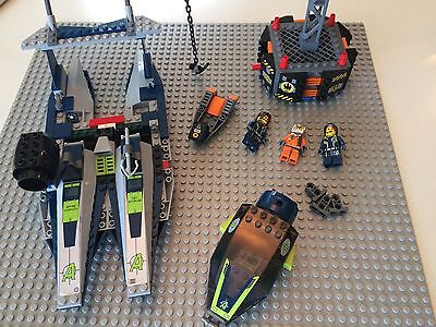 Lego Agents: Mission 4: Speedboat Rescue - 8633 (Lego Agents Sets)