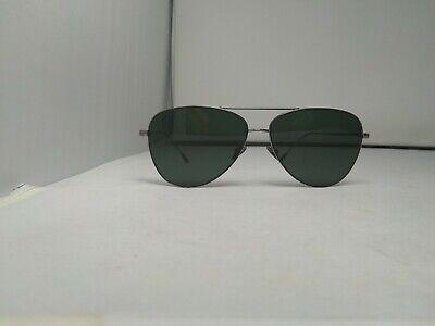 Giorgio Armani 6049 Sunglasses 3010 Gun Metal Gray 58-13-150  ITALY MADE 6179 Giorgio Armani Mens Metal Sunglasses