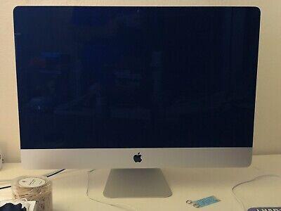 """*Pristine* Apple iMac 27"""" Late 2013 3.5GHz i7, 16GB RAM, 512GB SSD, GTX 780M"""