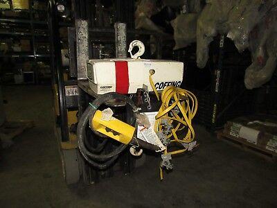 Coffing Ec.0516.3 Chain Hoist 250lbs 230460v 3ph 20 Lift We Ship Freight