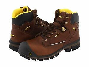 Men's Keen Utility Portland Work Boots Composite Toe WP EH US 15 Med Made in USA
