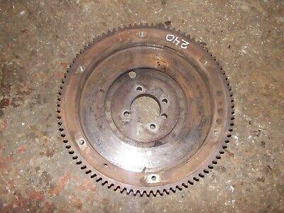 Farmall International 240 Rc Tractor Ih Engine Flywheel W Starter Ring Gear
