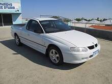 2001 HOLDEN COMMODORE VU 5 SPEED MANUAL SPORTS UTILITY Victoria Park Victoria Park Area Preview