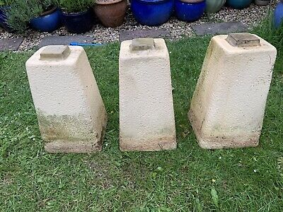 Sandford Stone 3 Support Legs , 17 Inches, COLLECTION BRISTOL BS3