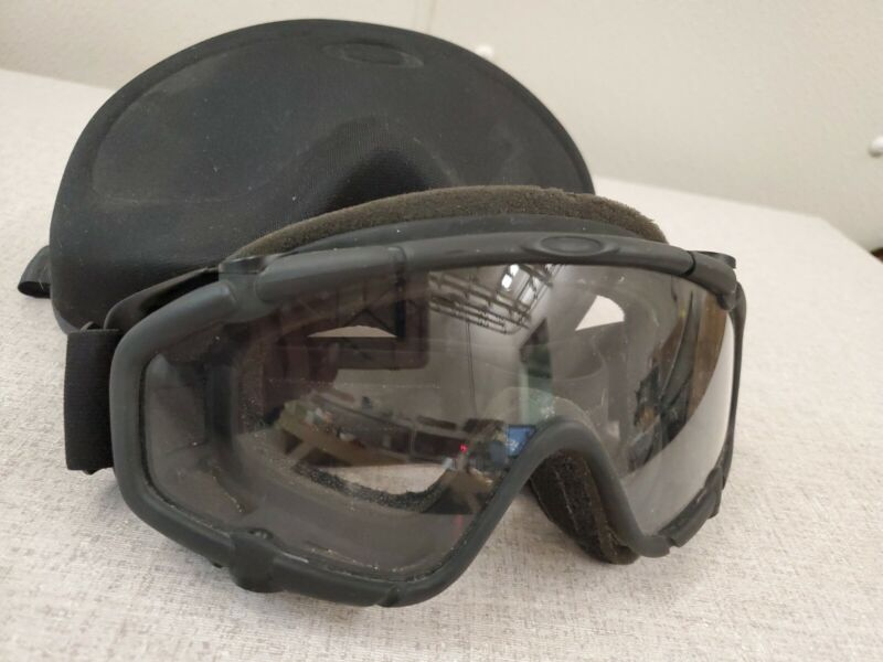 Oakley Standard Issue Special Forces ballistic goggles tactical #G64
