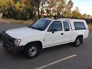 2003 Toyota Hilux X-tra Cab Ute Automatic Perth Perth City Area Preview