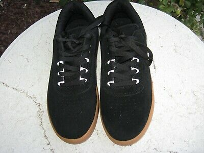 ETNIES black SHOES JOSLIN BLACK / GUM SKATEBOARD CHRIS JOSLIN men's size 10.5 M