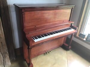 Free piano including delivery if local