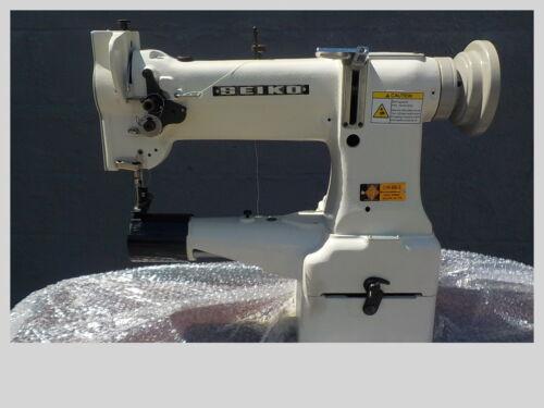 Industrial Sewing Machine Model Seilo CW-8B , walking foot ,cylinder, Leather