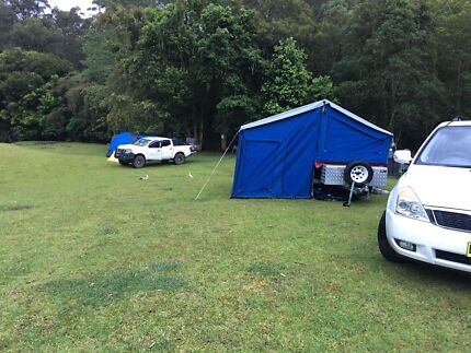 2015 MDC camper trailer in great condition Buxton Wollondilly Area Preview