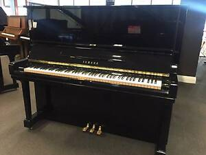 Yamaha U3 Upright Piano Polished Ebony $4,495 Adelaide CBD Adelaide City Preview