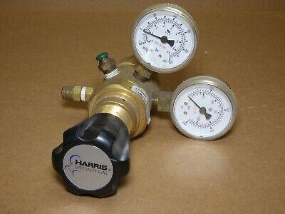 Harris Gas Pressure Regulator Hp722-050-590-d Max 3000 Psi.