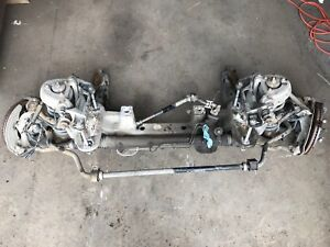 2007-2011 Ford Crown Victoria Crossmember (Complete)
