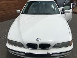 2000 BMW 5 Sedan 535i Labrador Gold Coast City Preview