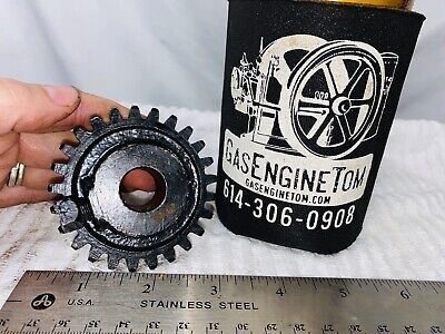 Mag Gear Fits 4 Bolt Associated United Magneto Hit Miss Gas Engine Antique