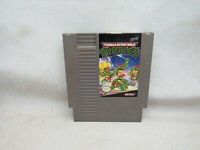 Teenage Mutant Ninja Turtles - Ultra - NES Nintendo - TMNT