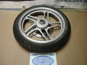 Ruota-cerchio-pneumatico-anteriore-Malaguti-Centro-125-160-2007-2011