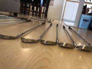 Bâtons de golf (hommes et femmes)
