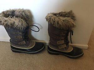 Sorel Joan of Arc Winter Boots (W Size 10)