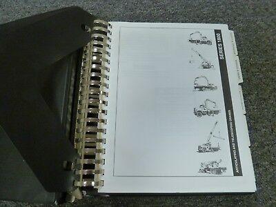 National 18127 18142 Crane Owner Operator Parts Catalog Service Repair Manual