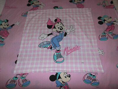 Kinder Bettwäsche vintage 90er bedding fabric 90s diy Mickey (Diy Kinderbett)