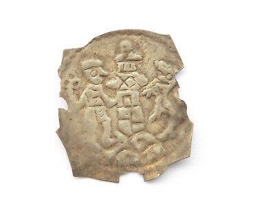 G639    BOSENSEERAUM vierzipfliger Pfennig o.J. (1170/80) selten !!!