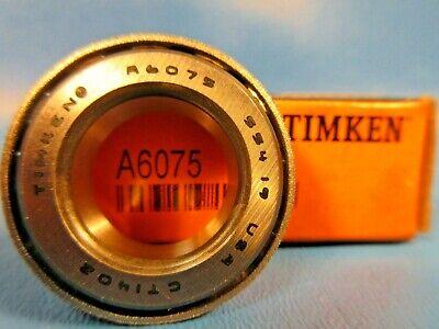Timken A6075 Tapered Roller Bearing Single Cone Skf Fafnir Ntn Nsk