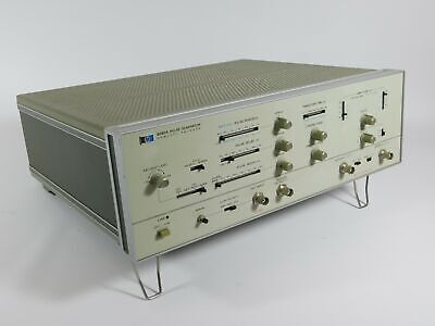 Hp 8082a 250mhz Pulse Generator Test Equipment Excellent Condition