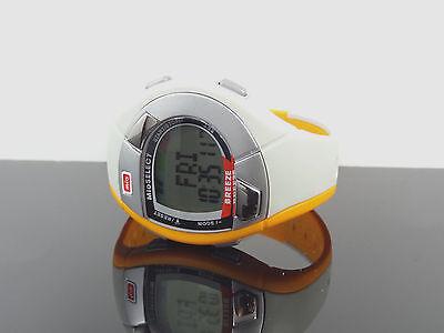 Mio Breeze ECG Heart Rate Monitor Orange/Light Grey Sport Unisex Watch